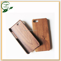 Fashion wood phone case 3d effect cell phone case cover for iphone 6