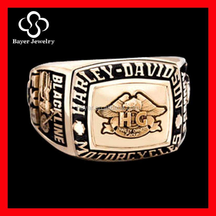 316l Stainless Steel US Marine Corps USMC Military Ring