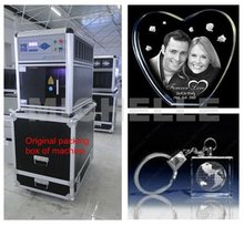 Economic used 3d laser engraving machine