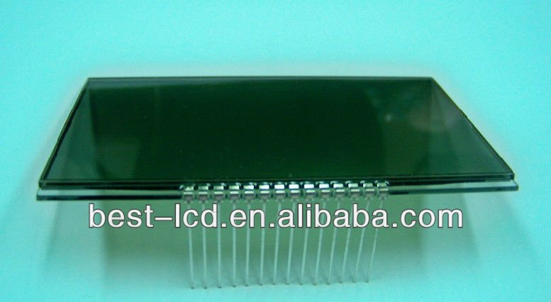 Custom Transparent LCD Display