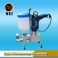 Item-600 Single Component Waterproof Injection Pump, Injecting Machine