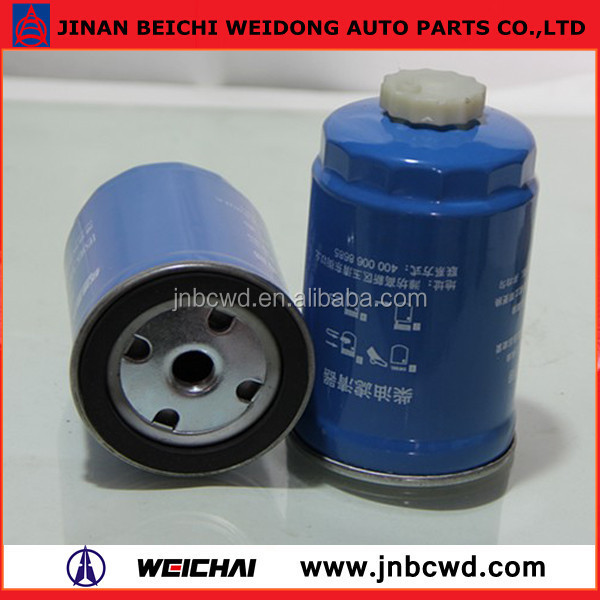 Weichai Deutz 226B Engine Parts 13020488 Diesel Fuel Filter