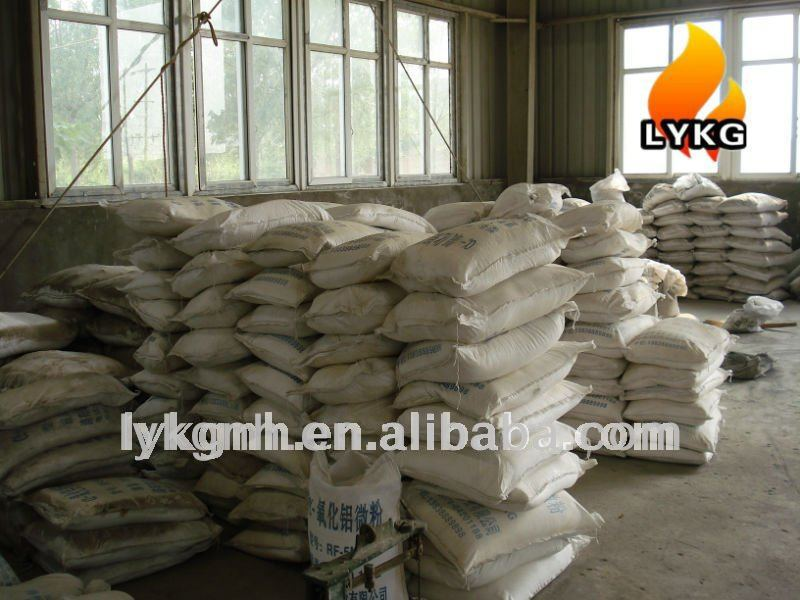 Light-weight Insulating refractory cements