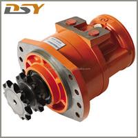 Poclain Hydraulic Motor For Zero Turn Radius Mowers