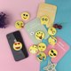 Ad Wholesale Stand Desttop Emoji POP UP Mobile Phone Holder Lazy Neck POP Cellphone Holder
