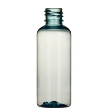 Round Shoulder Plastic 50ml PET Bottle
