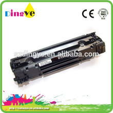 BK toner laser cartridge for HP CB 435A great toner cartridge for HP High quality from Dingye
