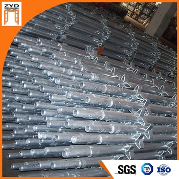 Hot Dipped Galvanized 1.2m Kwikstage System