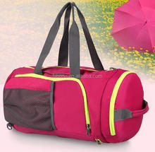 2014 New High quality Rolling Sports Bag Travel Sports Bag Duffle Bag for Gym and Traveling