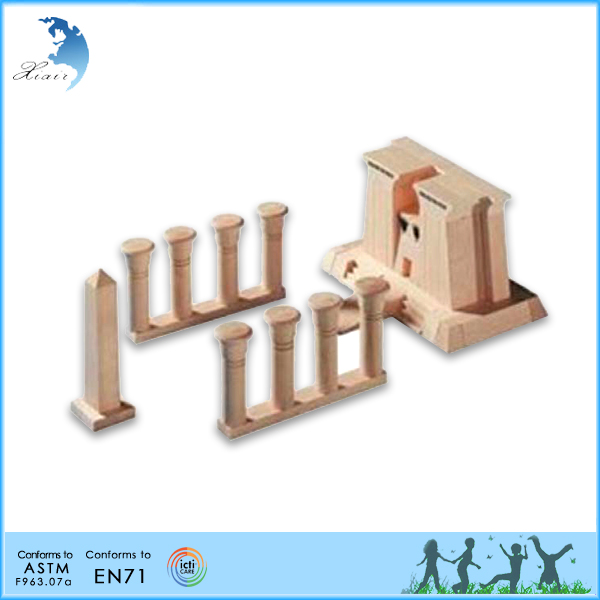 Preschool Educational Wooden Montessori Materials Adult Baby Toys