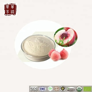 Supply Natural Juicy Peach Fruit Juice Concentrate Powder