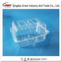 Fruit vegetable blister package /plastic fruit tray /plastic blister packaging
