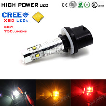 High quality LED fog light CREES XBD chips 750 lumen 880 899 890 893 LED Bulbs For Car