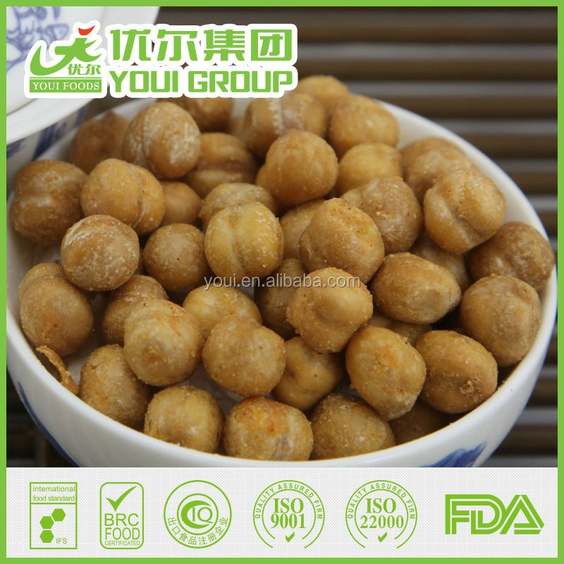 Tasty Garlic Flavor Chickpeas in Bulk, Fried Chickpeas Snacks,Wholesale Chickpeas