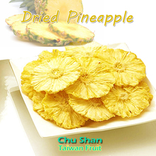 Factory sale high quality dried pineapple