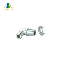 Malleable iron galvanized plumber material malleable iron pipe fittings grooved elbow