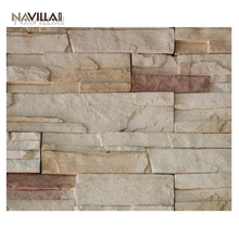 Navilla stacked stone for wine cellar