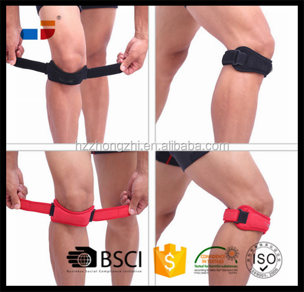 Outdoor Sports Velcro Knee Support Strap