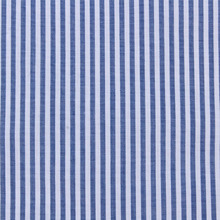 leftover stock T/C poplin stripe Shirt Fabric