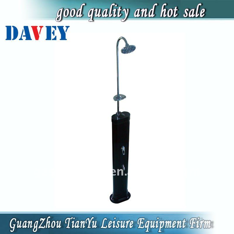 25L swimming pool outdoor solar shower beach shower