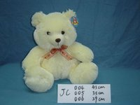 Stuffed plush teddy bear toy (JC004)