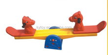 Indoor Plastic seesaw seat for kids