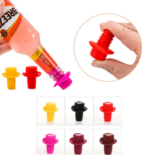 2016 New hot selling silicone wine stopper wine preserver save and keep wine fresh
