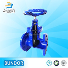 Din Non Rising Stem Soft Seated Gate Valve