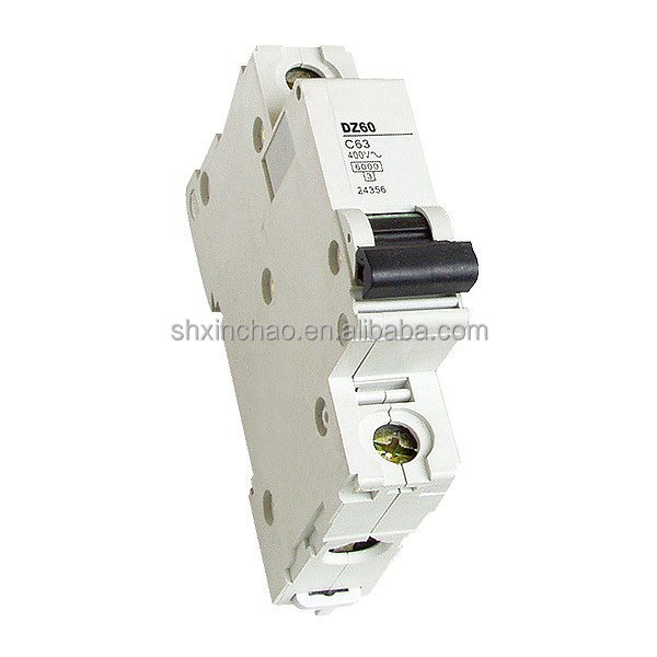 MCB C60N Mini Circuit Breaker