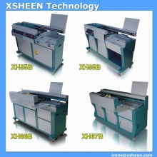hot glue book binder binding machine price