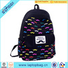 Kids School Canvas Backpack Bag Wholesale Child School Bag