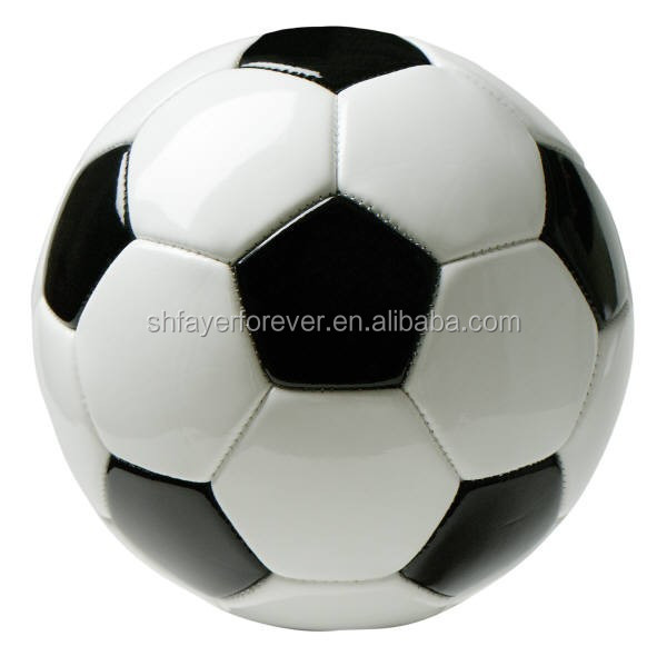 Eco Friendly PVC Promotion Soccer Ball with Great Roundess,Stability and Elasticity