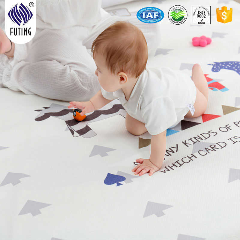 Waterproof Baby Crib Mattress Pad Baby Mattress Cover Baby Mattress Protector - Jozy Mattress | Jozy.net