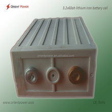 Lithium-Ion Battery 60AH for EV, telecom, energy storage system