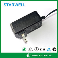 SMS-01120150-S06XX 12V1.5A 18W Wall mount adapter WALL plug in