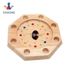 Solid Wooden Roulette Wheel Roulette games