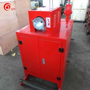 Hose Cutting Cum 2 Inch Newest Hydraulic Hose Skiving Machine