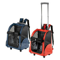 SDT3018 Pet Car Seat Carrier, Rucksack, Trolley Bag for Travel