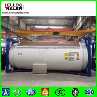 liquid co2 storage tank container ,cryogenic tank,cryogenic iso liquid tank