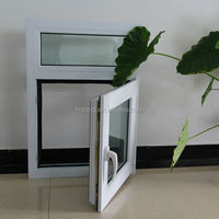60 65 70 80 88 92 series Window Profiles with UPVC, TiO2