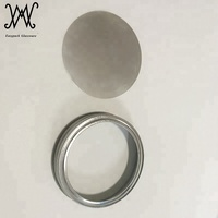 70mm regular mouth mason jar canning lid with flat lid and ring for crafting