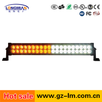 120W Double Colors Offroad LED Light Bar for Truck