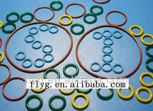 FLYING EAGLE Nitrile/Buna/NBR,Silicone/VMQ Rubber O-Ring for Automative Engine