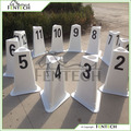 Factory price of Three side Horse training dressage arena letter A