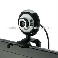 USB 30 0M 6 LED Webcam