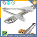 stainless steel kitchen tongs/Flatware Tongs for Cooking