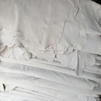 Genuine pig leather, tan color pig split leather for boots, safty shoes, garment, etc