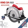 "KD5235DX 9""circular band saw woodworking sliding table circular saw circular cut saw balde"