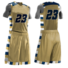 Basketball uniform design sublimated custom basketball uniforms
