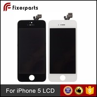 Competitive factory direct sale price for iphone 5 lcd display,lcd for iphone 5 digitizer,touch screen for iphone 5 lcd
